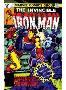 Комикс 1979-12 Iron Man 129