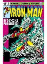 Комикс 1980-01 Iron Man 130