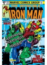 Комикс 1980-03 Iron Man 132