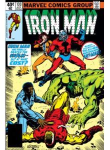 Комикс 1980-04 Iron Man 133