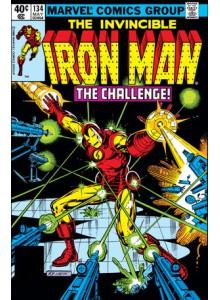 Комикс 1980-05 Iron Man 134