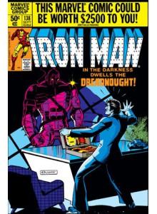 Комикс 1980-09 Iron Man 138
