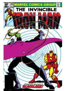 Комикс 1981-05 Iron Man 146