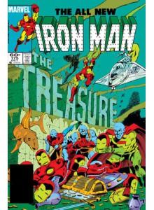 Комикс 1983-10 Iron Man 175