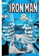 Комикс 1984-03 Iron Man 180
