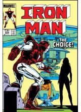 Комикс 1986-03 Iron Man 204