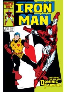 Комикс 1986-12 Iron Man 213