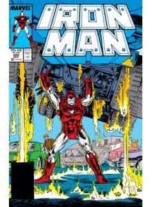 Комикс 1987-09 Iron Man 222