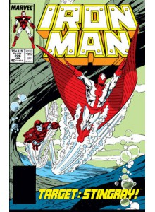 Комикс 1988-01 Iron Man 226