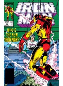 Комикс 1988-06 Iron Man 231