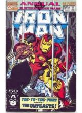 Комикс 1991-06 Iron Man Annual 12