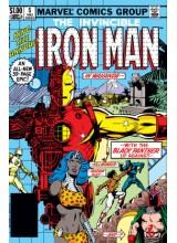 Комикс 1982-12 Iron Man Annual 5