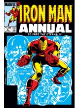 Комикс 1983-11 Iron Man Annual 6