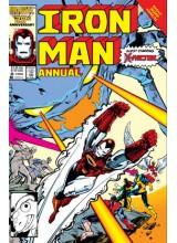 Комикс 1986-10 Iron Man Annual 8