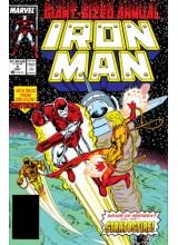Комикс 1987-12 Iron Man Annual 9