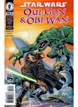 Комикс 2001-03 Star Wars - Qui-Gon and Obi-Wan - Last Stand on Ord Mantell 3