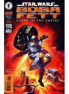 Comics 1999-01 Star Wars - Boba Fett - Enemy of The Empire 1