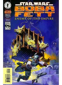 Comics 1999-02 Star Wars - Boba Fett - Enemy of The Empire 2