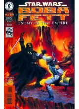 Комикс 1999-04 Star Wars - Boba Fett - Enemy of The Empire 4