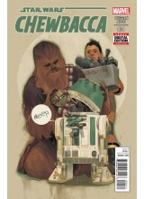 Комикс 2000-04 Star Wars - Chewbacca 4