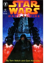 Комикс 1992-02 Star Wars - Dark Empire 2