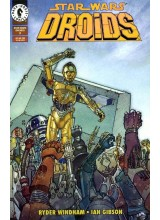 Комикс 1995-06 Star Wars - Droids: Rebellion 3