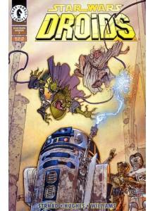 Комикс 1995-11 Star Wars - Droids: Season of Revolt 7