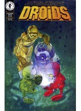 Комикс 1994-08 Star Wars - Droids: The Kalarba Adventures 5