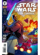 Комикс 2000-06 Star Wars - Jedi Council - Acts of War 1