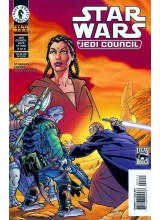 Комикс 2000-08 Star Wars - Jedi Council - Acts of War 3