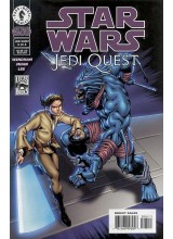 Комикс 2001-12 Star Wars - Jedi Quest 4