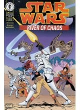 Комикс 1995-06 Star Wars - River of Chaos 1