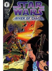 Комикс 1995-09 Star Wars - River of Chaos 3