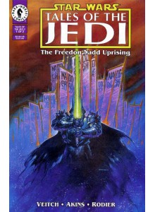 Comics 1994-08 Star Wars - Tales of The Jedi - The Freedon Nadd Uprising 1