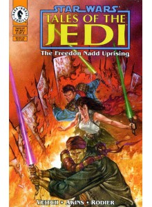Комикс 1994-09 Star Wars - Tales of The Jedi - The Freedon Nadd Uprising 2