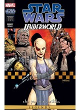 Комикс 2001-01 Star Wars Underworld 2 of 5