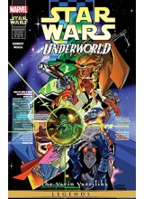 Комикс 2001-06 Star Wars Underworld 5 of 5