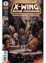 Комикс 1996-06 Star Wars - X-Wing Rogue Squadron - Battleground Tatooine 1