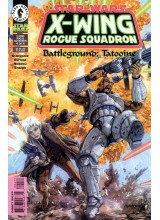 Комикс 1996-09 Star Wars - X-Wing Rogue Squadron - Battleground Tatooine 4