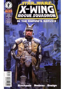 Комикс 1997-10 Star Wars - X-Wing Rogue Squadron - In The Empire's Service 3