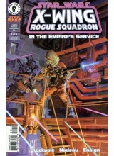 Комикс 1997-11 Star Wars - X-Wing Rogue Squadron - In The Empires Service 4