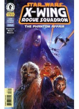 Комикс 1996-04 Star Wars - X-Wing Rogue Squadron - The Phantom Affair 3