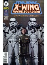 Комикс 1997-01 Star Wars - X-Wing Rogue Squadron - The Warrior Princess 3