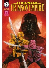 Комикс 1998-01 Star Wars - Crimson Empire 2