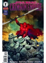 Комикс 1998-02 Star Wars - Crimson Empire 3