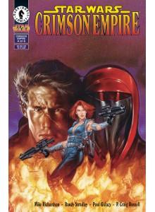 Comics 1998-03 Star Wars - Crimson Empire 4