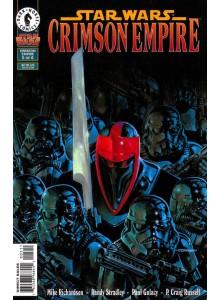 Комикс 1998-04 Star Wars - Crimson Empire 5