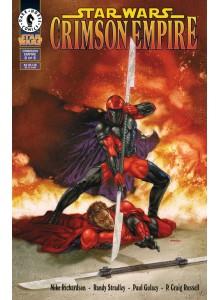 Comics 1998-05 Star Wars - Crimson Empire 6