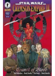Comics 1998-11 Star Wars - Crimson Empire II 1