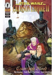 Comics 1999-01 Star Wars - Crimson Empire II 3